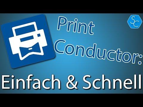Print Conductor: Viele Dokumente - einfaches Handling