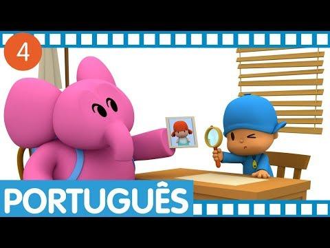 Pocoyo português Brasil - Pocoyo - 30 minutos em Português europeu [4]