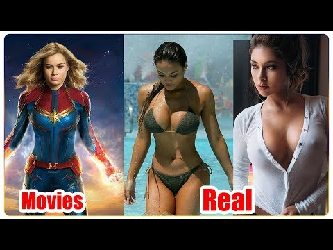 Avengers Endgame ★ Female Cast Real Life