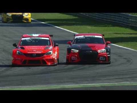 TCR ITALY - MONZA 18 GIUGNO 2017 - HL RACE 2