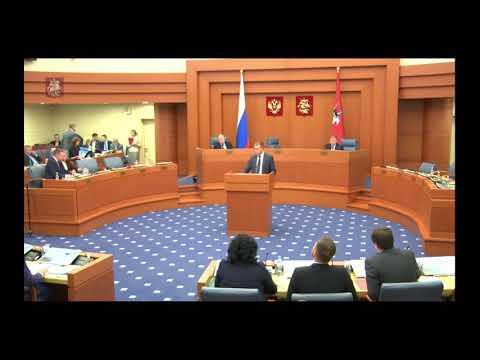 Новый депутат Мосгордумы Евгений Ступин