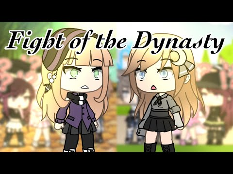 Fight of the Dynasty Part 1 || Gacha Life Series || Plz read description