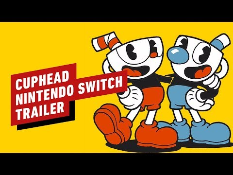 Cuphead for Nintendo Switch Announcement Trailer - GDC 2019 - Thời lượng: 85 giây.