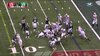 Denicos Allen vs Wisconsin (2011)