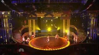 """Video [TV] America's Got Talent 2010 - """"Ka"""" by Cirque Du Soleil (Guest Stars) MP3, 3GP, MP4, WEBM, AVI, FLV Juni 2018"""