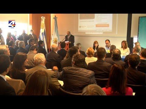 """Se cumplió en Paysandú el seminario """"Situación actual y desafíos para el desarrollo de la cuenca del Río Uruguay"""""""