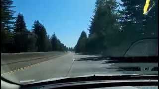 Healdsburg (CA) United States  City pictures : Drive U.S. Route 101 into Healdsburg CA