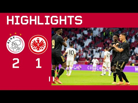 Highlights | Ajax - Eintracht Frankfurt | Pre-Season Friendly