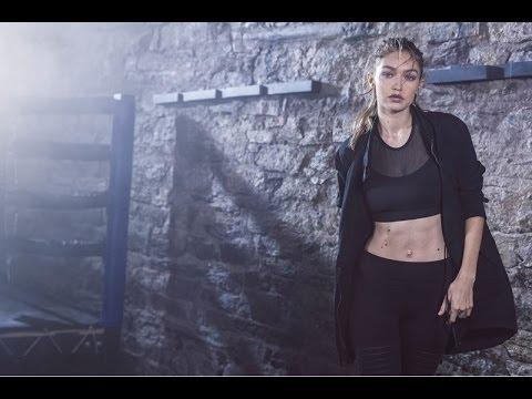#PerfectNever - Gigi Hadid's Women's Empowerment Panel видео