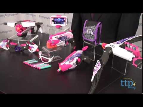 Nerf Rebelle | The Play Lab
