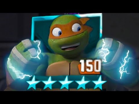 SUPERPOWERFUL MIKEY - Teenage Mutant Ninja Turtles Legends