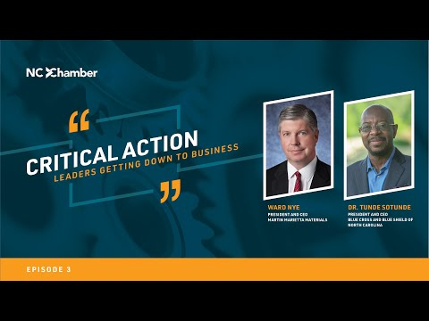 Critical Action: Leaders Getting Down to Business | Episode 3