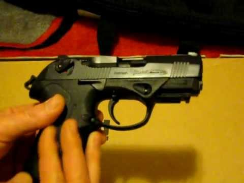 Beretta PX4 Storm Compact Review