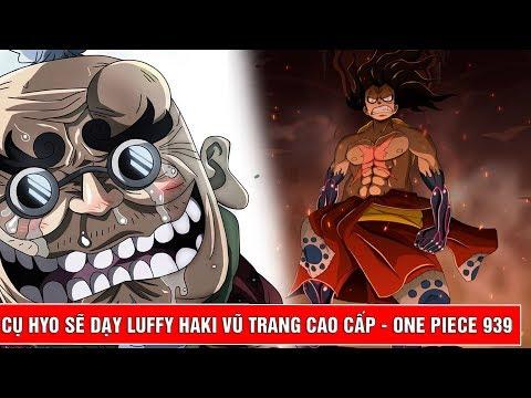 Haki quan sát của Luffy thấy được tương lai và Luffy học Haki Vũ Trang cao cấp - Thảo luận One Piece - Thời lượng: 3:22.