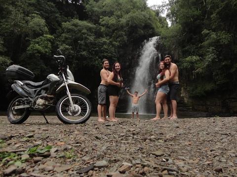 Cachoeira do Lageado, Pouso Redondo.