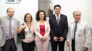 Hospital São Paulo - Inauguração de Modernização das Instalações do DDI