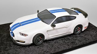 This is an introduction to our 3D Ford Mustang Shelby GT350 Car Cake tutorial at Yeners Way. For the full tutorial, please visit the following link... https://www.yenersway.com/tutorials/3d-cakes/3d-sedan-car-cake-ford-mustang-shelby/
