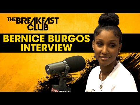Bernice Burgos Addresses Dating Rumors, Plastic Surgery & Entrepreneurship W/The Breakfast Club