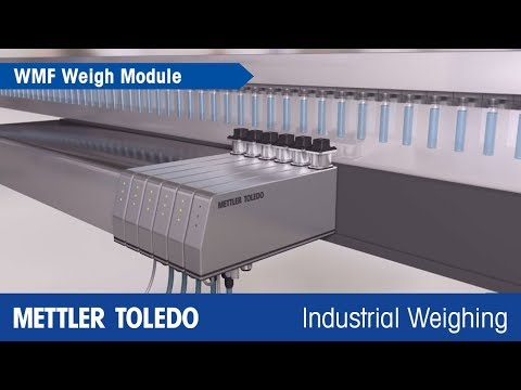 Weighing Terminals | WMF High-Precision Weigh Modules