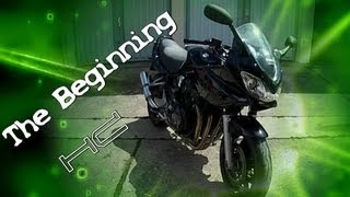 9. Suzuki GSF Bandit 1200 S #The Beginning