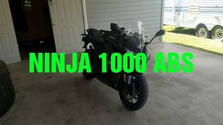 3. 2016 Ninja 1000 ABS Specs and Review