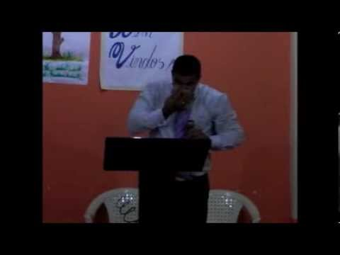 Ev.Célio Marques Pregando Em Figueiropolis Tocantins.