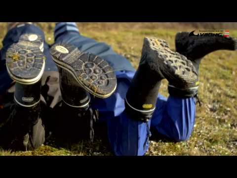 Viking Kindergummistiefel bei Gummistiefelprofi entdecken