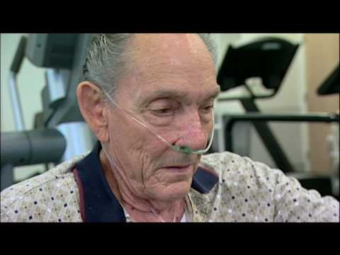 Struggle to Breathe: COPD (Chronic Obstructive Pulmonary Dise