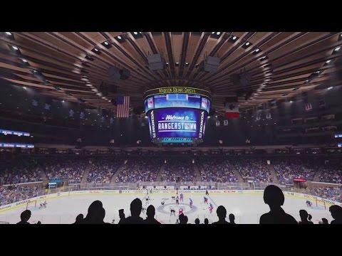 NHL 15 - Living Worlds Trailer