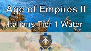"Why are the Italians a top tier 1 water civilization now? Resonance22 and ZeroEmpires cast an expert Age of Empires 2 game from the Euro Cup Rise of the Rajas new expansion tournament. In these games we get to watch the Aoe2 pros (DauT and Liereyy) play as the new buffed Italians with their Fire Galley Rush, Condotierro, and more. Rise of the Rajas new civilization overviews:https://www.youtube.com/playlist?list=PLOZFzqxtvtxeqZcAKU1HZqafuVctkPLGnRise of the Rajas Expert Gameplay: (contains next game in series!)https://www.youtube.com/playlist?list=PLOZFzqxtvtxexvGoicKtHauNgPWC_o1DQWatch me stream these matches live at: http://www.twitch.tv/resonance22Follow me on Facebook: https://www.facebook.com/Resonance22Follow me on Twitter: https://twitter.com/Resonance22Co-Caster: https://www.youtube.com/user/ZeroEmpiresOther Expert Aoe2 Matches:https://www.youtube.com/watch?v=nPOKFjhh98ghttps://www.youtube.com/watch?v=GZTy88t--J8https://www.youtube.com/watch?v=H1w_xCyQDMIAoe2 ""Break the Meta"", experts doing fun strategies:https://www.youtube.com/playlist?list=PLOZFzqxtvtxcJCwEaszs3BaW2C_enZxe7$120k Aoe2 Tournament Commentaries ""War is Coming"":https://www.youtube.com/playlist?list=PLOZFzqxtvtxdOqIy99o9_b2hhf2ZUPpx-Players: DauT vs LiereyySeries: Euro Cup Qualifiers B Finals, Rise of the Rajas TournamentCivilizations: Italians Mirror MatchMap: Team IslandsGame Type: 1v1 Random Map, New Rise of the Rajas ExpansionOther Expert Aoe2 matches commentated by me:https://www.youtube.com/playlist?list=PLOZFzqxtvtxcr2dyWiXNwSIOg2ndyGIObNew Rise of the Rajas and African Kingdoms expansion videos:https://www.youtube.com/playlist?list=PLOZFzqxtvtxexvGoicKtHauNgPWC_o1DQDate Recorded: July 16, 2017My Steam Workshop Mods:Terrain Texture Pack: http://steamcommunity.com/sharedfiles/filedetails/?id=140025354Mike's Farm Textures: http://steamcommunity.com/sharedfiles/filedetails/?id=478802899Pussywood for HD: http://steamcommunity.com/sharedfiles/filedetails/?id=549369672Tetsuo's Cliff Textures: http://steamcommunity.com/sharedfiles/filedetails/?id=144402235My Custom AI: http://steamcommunity.com/sharedfiles/filedetails/?id=473358292Legal: All of the music used in this video is from the official soundtrack to Age of Empires II: HD Edition, and comes packaged with the game. The game is available to be purchased at the following link: http://store.steampowered.com/app/221380/Age of Empires II © Microsoft Corporation. This video was created under Microsoft's ""Game Content Usage Rules"" using assets from Age of Empires II, and it is not endorsed by or affiliated with Microsoft."