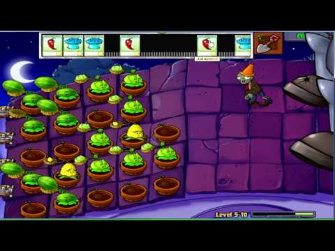 Pitchingace88 - Here comes another fun game from popcap games... this one was highly acclaimed and enjoy as I take you through the scenarios with commentary of course Level ...