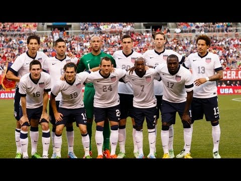 Belgium - Highlights of the U.S. Men's National Team's 4-2 loss to Belgium in an international friendly in Cleveland, Ohio. Geoff Cameron and Clint Dempsey scored for ...