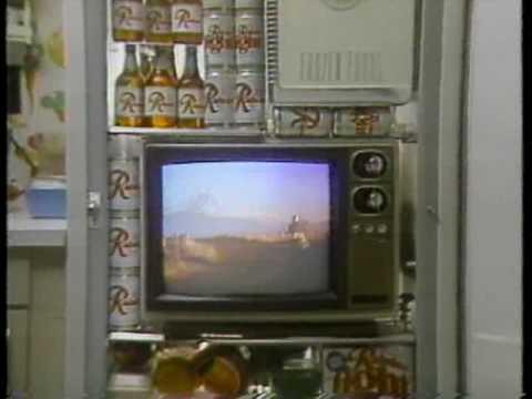 Rainier Beer 1984 TV commercial