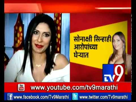 #MeToo: Pooja Misrra accuses Shatrughna Sinha and Salman Khan for sexual misconduct & rape-TV9