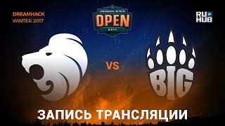 North Academy vs BiG - Dreamhack Winter 2017 - map2 - de_cache [yXo, Enkanis]