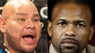 Video Fat Joe Tells A Story About STOPPING Roy Jones From KNOCKING Him OUT!!   Throwback MP3, 3GP, MP4, WEBM, AVI, FLV Oktober 2018