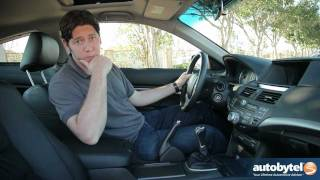 2012 Honda Accord Coupe Test Drive&Car Review