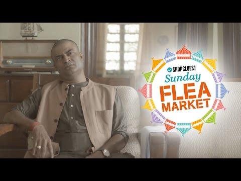 ShopClues.com Sunday Flea Market Sale