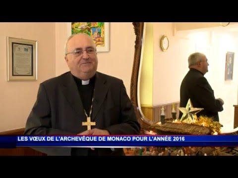 Monseigneur Bernard Barsi adresse ses vœux pour l'année 2016