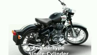 8. 2012 Royal Enfield Bullet G5 Deluxe - Details and Features