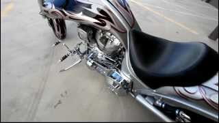 9. Ironhorse slammer Extreme sound pipes!!!