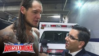 Nonton Is The Wwe World Heavyweight Title In Baron Corbin S Future   Wrestlemania 32 Exclusive  Apr 3  2016 Film Subtitle Indonesia Streaming Movie Download