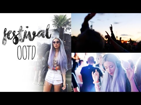 OOTD - Festival edition with Paco Rabanne | ad | LLimWalker