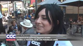 Feriado en Tucumán
