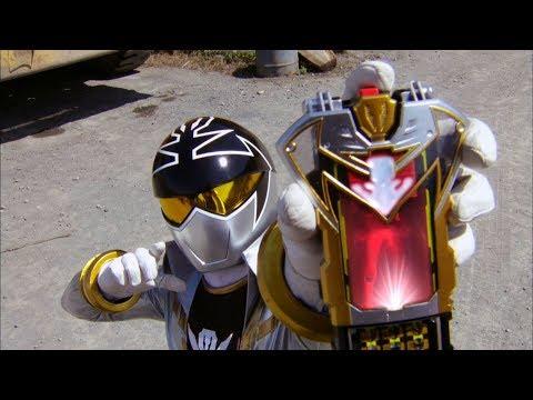 Sixth Rangers Zords | Samurai, Megaforce, Dino Charge & Ninja Steel | Power Rangers Official