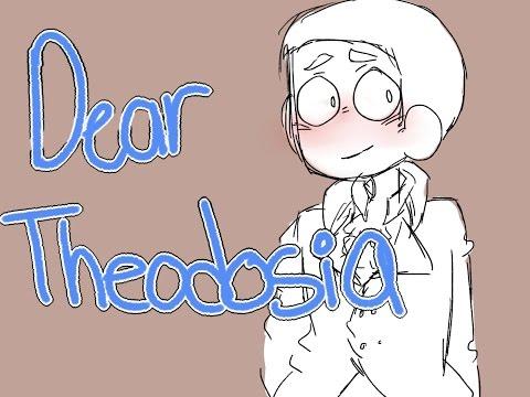 Dear Theodosia-Hamilton Animatic