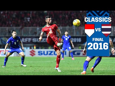 Indonesia vs Thailand (AFF Suzuki Cup 2016: Final 1st Leg Full Match)