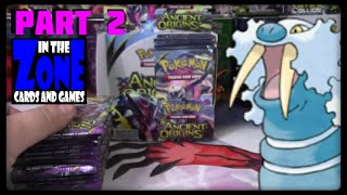 Pokemon Cards! Ancient Origins Booster Box Pt 2/2! by Master Jigglypuff and Friends