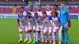 The U-20 MNT faced Haiti on the second match day of the 2017 CONCACAF Under-20 Championship in San Jose, Costa Rica. More info: http://www.ussoccer.com Subsc...