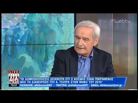 Ο Νίκος Χουντής στην «Άλλη Διάσταση» | 22/05/2019 | ΕΡΤ